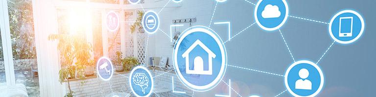 Smart Home-Netz