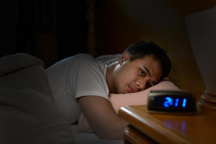 Schlafprobleme durch Kaffee