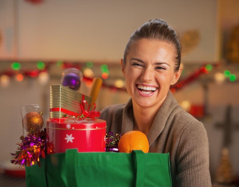 Weihnachtsgeschenk Frauen