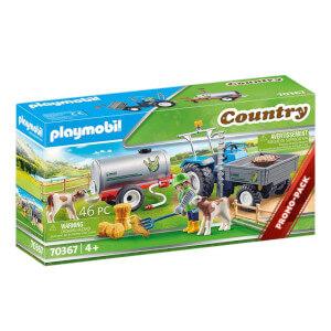Playmobil Country Ladetraktor