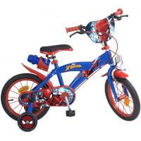 Disney Spiderman Fahrrad