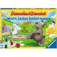 Ravensburger Mauseschlau & Bärenstark