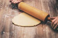 Mürbeboden für Eiskaffee-Torte