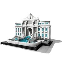 LEGO® Architecture Trevi-Brunnen