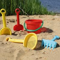 Sandspielzeuge