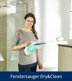 Fenstersauger Dry&Clean