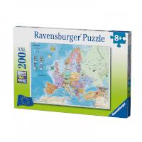 Europakarte Puzzle (Ravensburger)