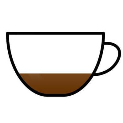 Klassischer Espresso