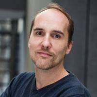 Redakteur Henk Syring