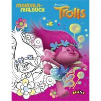 Trolls Malbuch