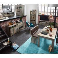 Wohnung mit Vintage Möbeln