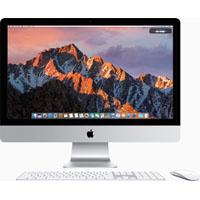 iMac mit Magic Mouse und Tastatur