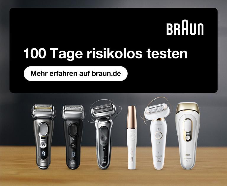 Braun Aktion