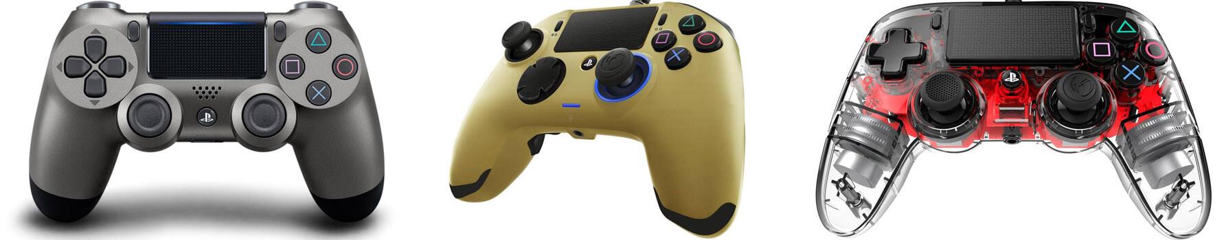 PS4 Controller: Sondereditionen