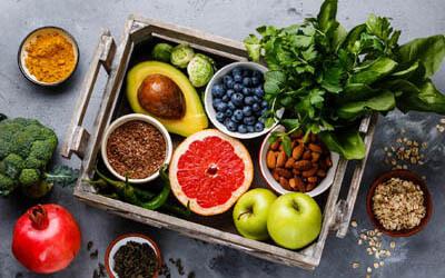 Vegetarische Lebensmitteltoll ich