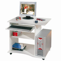 Büromöbel: Computertisch