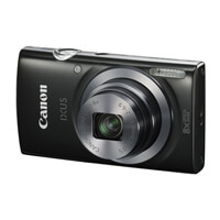 Kompaktkamera mit Display