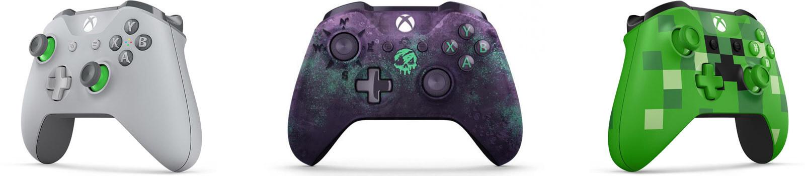 Xbox One Controller: Sondereditionen