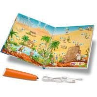 tiptoi® CREATE: Stift und Weltreise-Buch