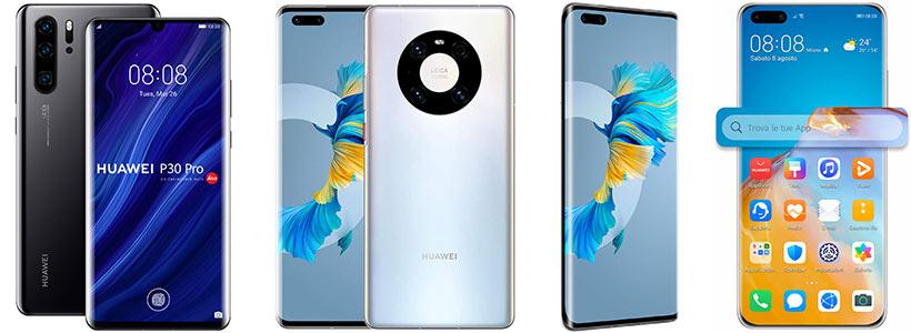 Huawei Premium Handys
