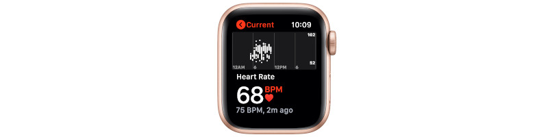Fitness tracken mit Apple Watch
