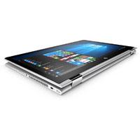 Convertible mit drehbarem Touchscreen.