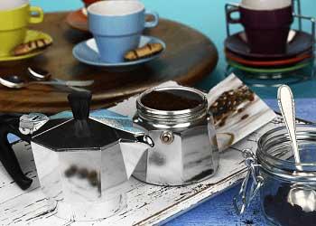 Espressokocher reinigen