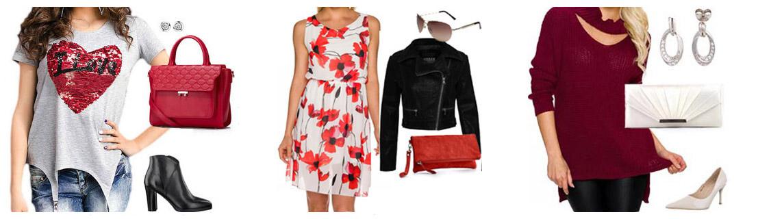 Outfits rund um die Abendtasche