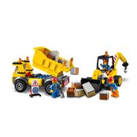 LEGO® Juniors Große Baustelle