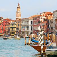 Venedig Kaffee