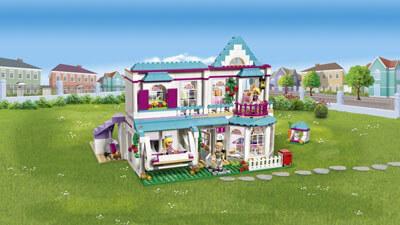 LEGO® Haus