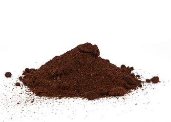 Kaffeepulver dosieren