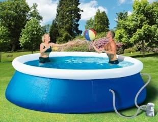 Quick-Up-Pool