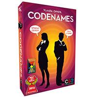 Verpackung Codenames