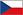 Flagge CZ