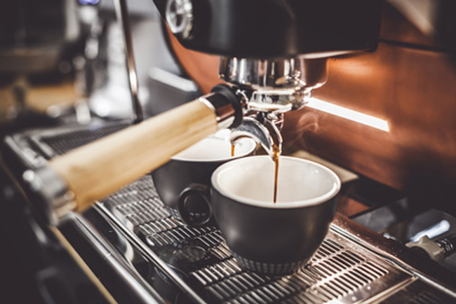 Siebträger Espresso