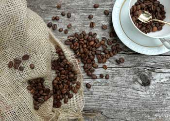 Kaffee Geschichte