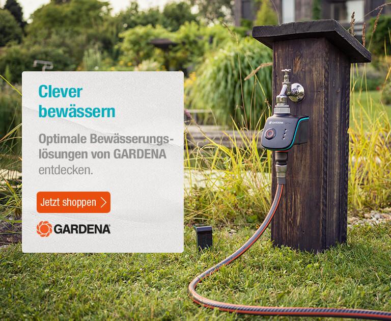 Gardena Rabattaktion
