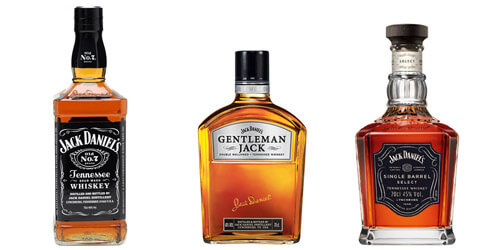 Jack Daniel's Produkte