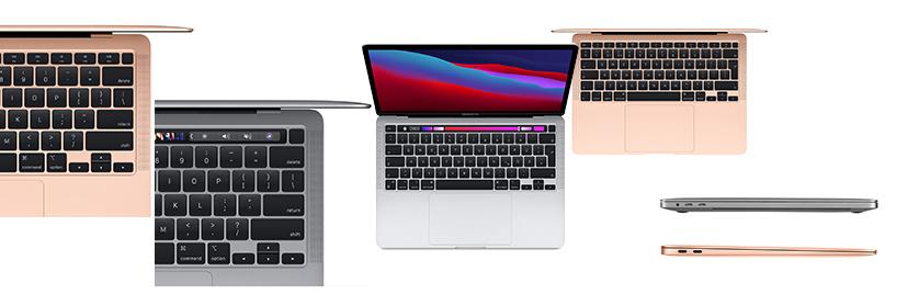 Apple MacBook Air vs. Apple MacBook Pro