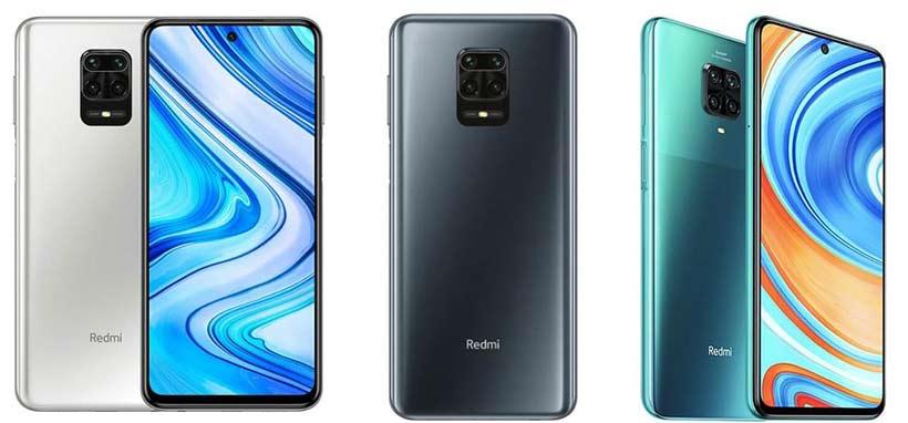 Xiaomi Einsteiger- und Mittelklasse Handys 2020