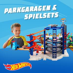 Parkgaragen & Spielsets
