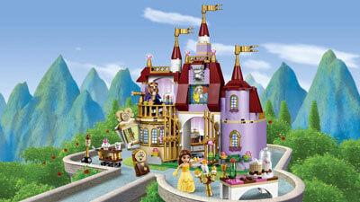 LEGO® Disney Schloss