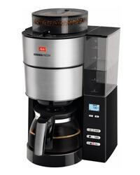 Filterkaffeeautomat mit Mahlwerk