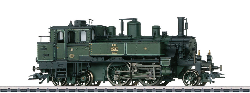 Märklin Lokomotive Detailübersicht
