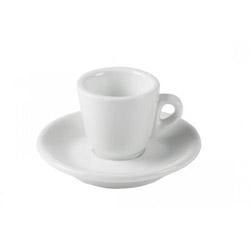 Espressotasse aus Porzellan
