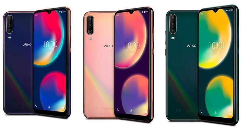 Wiko Einsteiger- und Mittelklasse Handys 2020