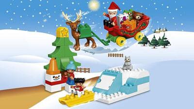 LEGO® Weihnachten