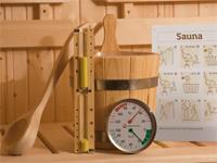 Sauna-Set