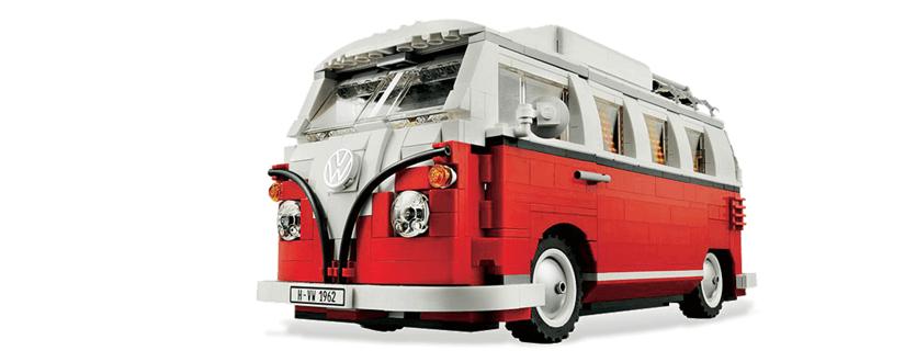 LEGO® 10220 VW T1 Campingbus Exklusiv